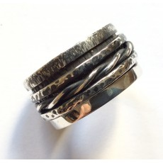 Δαχτυλίδια ασημένια ανδρικά