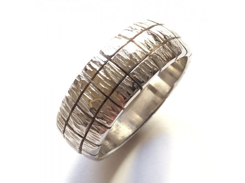 Δαχτυλίδι Ασημένιο Ανδρικό